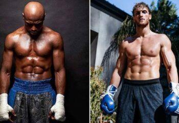 combat Floyd Mayweather contre Logan Paul