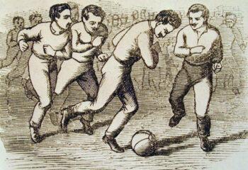 origines du football