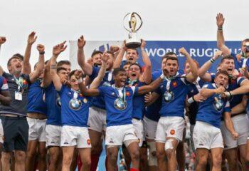 palmarès équipe de France de rugby